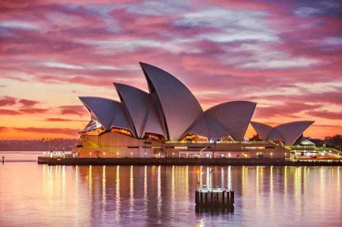 【澳大利亚汇款中国】如何使用熊猫速汇汇款中国? - 澳大利亚悉尼歌剧院 熊猫速汇 PandaRemit