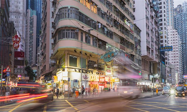 【香港匯款大陸】灣仔區:香港中西結合部—灣仔轉角口| 熊貓速匯Pandaremit