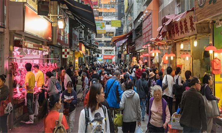 【香港匯款大陸】灣仔區:香港中西結合部—灣仔區市集| 熊貓速匯Pandaremit