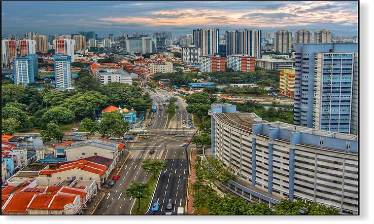【新加坡汇款中国】新加坡体育城中的小泰国—加冷—新加坡体育城|熊猫速汇Pandaremit