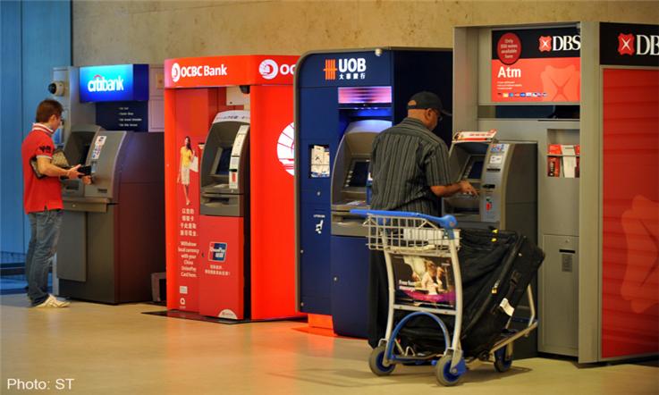【新加坡汇款中国】新加坡体育城中的小泰国—加冷—新加坡ATM机|熊猫速汇Pandaremit