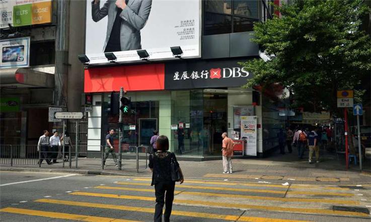 【新加坡汇款中国】新加坡华人圈:最具风味的牛车水—牛车水DBS分行|熊猫速汇Pandaremit