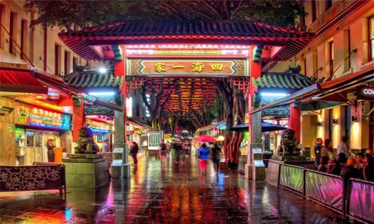 【澳大利亚汇款中国】悉尼南部老牌华人区:南区小香港——南区华人区|熊猫速汇Pandaremit