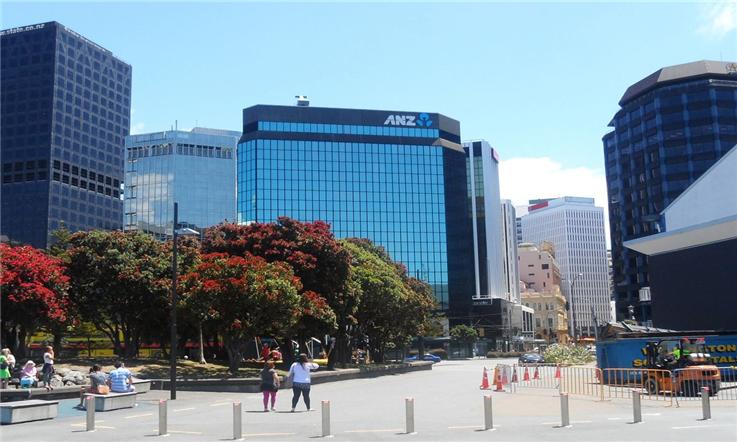 【新西兰汇款中国】新西兰ANZ银行办卡攻略—新西兰城市风景|熊猫速汇Pandaremit