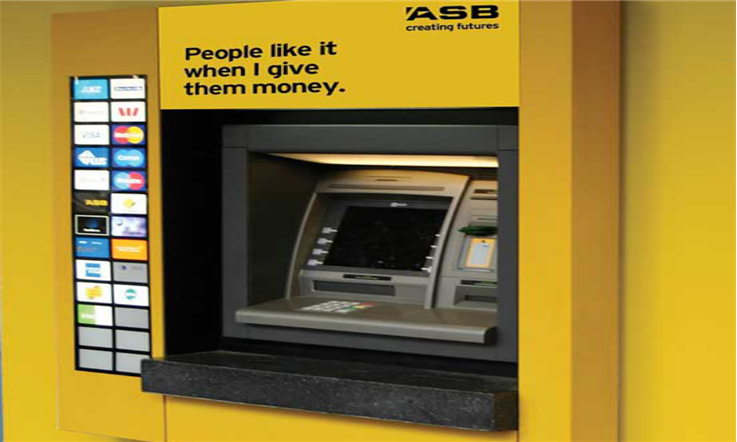 【新西兰汇款中国】新西兰ASB银行办卡攻略—ASB银行ATM机 熊猫速汇Pandaremit
