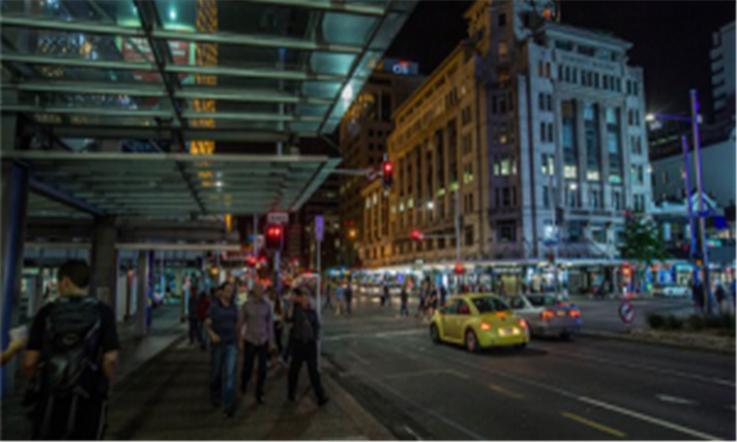 【新西兰汇款中国】新西兰华人区:奥克兰中区—奥克兰城市风景|熊猫速汇Pandaremit