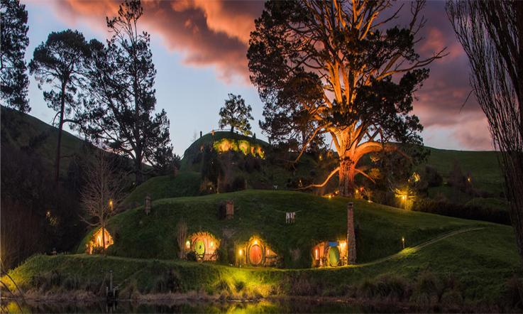 【新西兰汇款中国】童话中的城市:哈密尔顿—哈密尔顿指环王拍摄地|熊猫速汇Pandaremit
