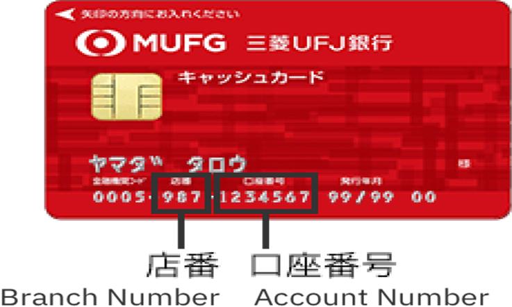 【日本汇款中国】三菱UFJ银行办卡攻略—三菱银行卡|熊猫速汇Pandaremit