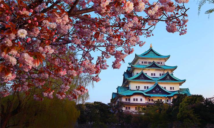 【日本汇款中国】历史名城下的风华绝代—名古屋—名古屋风景|熊猫速汇Pandaremit
