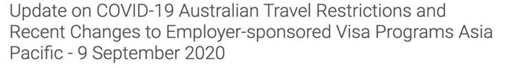 【熊猫速汇】澳洲欲发17000个PR全部给这类人!还有一批人可以入境了...
