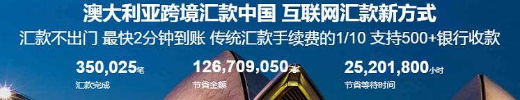 【澳大利亚汇款中国】澳洲将解除入境限制,熊猫速汇保障安全汇款中国-澳洲数据 | 熊猫速汇PandaRemit