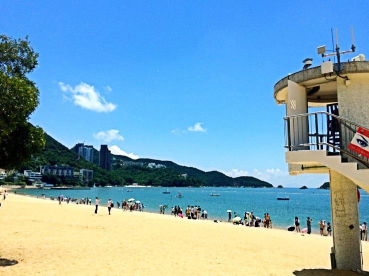 【香港匯款大陸】香港自由行之海濱島嶼推薦-淺水灣   熊貓速匯PandaRemit